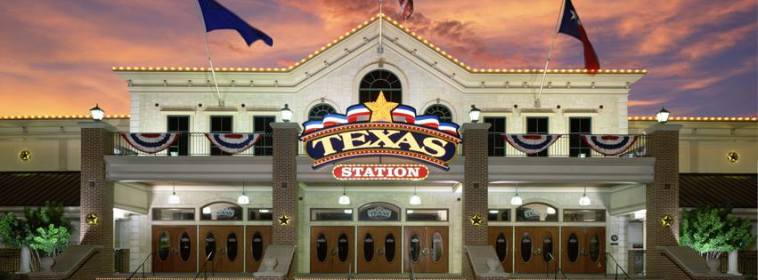 TEXAS STATION HOTEL