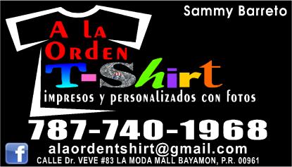 A la Oreden TS logo